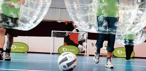 Occasion | Zorb Football | Day Activities | Weekend In Riga