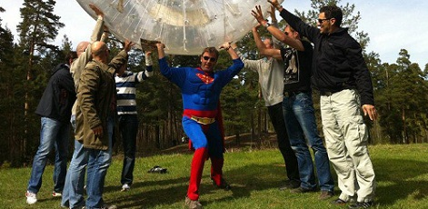 Availability | Zorbing And Rotoring | Day Activities | Weekend In Riga