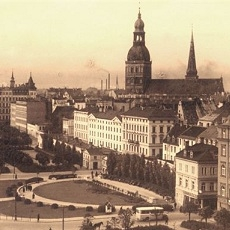 How old is Riga?