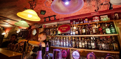 Bar Crawl | Bars And Bullets In Riga | Packages | Weekend In Riga