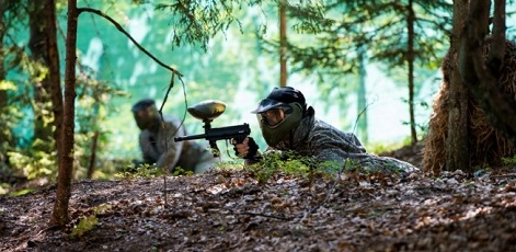 Paintball | Paints And Pubs Weekend | Packages | Weekend In Riga
